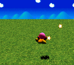 Kirby Super Star - the new energy saving star+ - User Screenshot